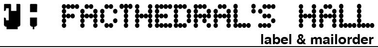 Bannière : FACTHEDRAL