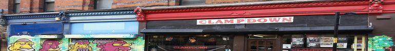 Banner : CLAMPDOWN
